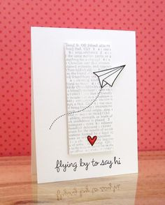 Flying By! by Snowdream - Cards and Paper Crafts at Splitcoaststampers