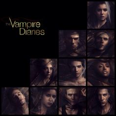 #tvd # the vampire diaries, season 5 posters