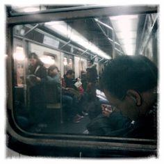 Metro de Madrid 23.02.2011