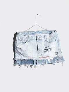 Mini Skirt Wasted Youth PRE-ORDER – ksubi