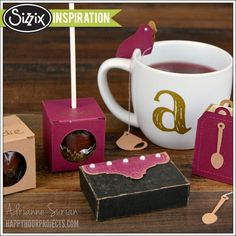 Sizzix Inspiration | Gifts of Comfort by Adrianne Surian