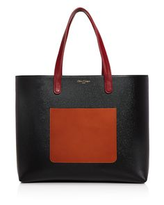 Olivia Clergue Marceline Pocket Tote