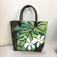 Diy Bags Easy, Simple Bags, Denim Tote Bags, Diy Tote Bag, Patchwork Bags, Quilted Bag, Japanese Bag, Painted Bags, Hawaiian Quilts
