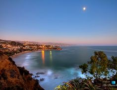 The Serene Crescent Bay Point Park Views of Laguna Beach in Southern California