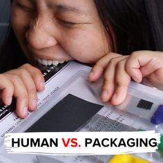 4 Rage-Free Ways To Open Difficult Packaging // #hacks #lifehacks #nifty