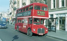Routemaster RM 1062 in Whitehall. Luxury Bus, Routemaster, Double Decker Bus, Bus Coach, London Bus, London Transport, Fulham, Great Britain, Transportation