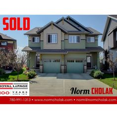 Just #SOLD in Orchards at Ellerslie!! Call me today to list your home!! 780-991-1313 #normcholak #listing #sellsmorehomes #realtor #edmonton #yeg #edmontonrealestate #yegrealestate #doingitright #sellyourhome #buyyourhome #listyourhome #beauty #luxury #smokeshow #royallepage #royallepagenoralta #yegre #yeglistings #MLS #EDMONTONlistings #toprealtor #bestrealtor #topproducer