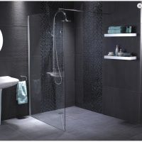 Wet Rooms Solutions from Aqauneed. **Love this shower!