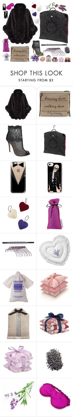 """""""Now, it's time to sleep for winter costumes"""" by didesi ❤ liked on Polyvore featuring Harrods, Neiman Marcus, Chinese Laundry, Tripp, Casetify, Je Vous En Prie, CO, L'Occitane, ElizabethW and French Country"""