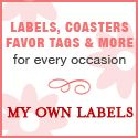 labels, coasters. tags to make