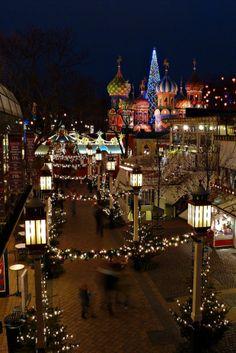 Christmas Markets in Europe Top 5 -Copenhagen, Denmark