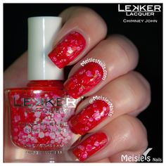 Lekker Lacquer - Holiday/Winter 2013 Collection - Chimney John