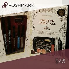 Bare Minerals Modern Fairytale Eyes Everlasting 9 Piece Face Eye Lip Collection
