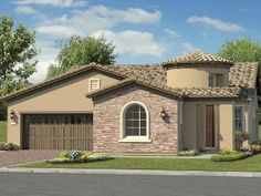 Trilogy Life | Genova New Home Model in California Central Coast Active Adult New Homes Community in Nipomo