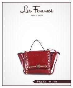 Catrene Maroon Sling Bag 219,000 IDR #Fashion #Women #Bag shopping online find here http://www.lesfemmes.co.id/sling-bags/catrene-maroon-sling-bag