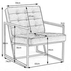 Welded Furniture, Industrial Furniture, Furniture Making, Garden Furniture, Outdoor Furniture, Wooden Armchair, Metal Welding, Iron Art, Outdoor Chairs
