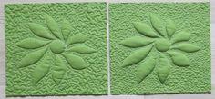 Как сделать Trapunto одеяла - учебник /Geta's Quilting Studio