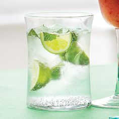 Virgin Mojito - Clean Eating