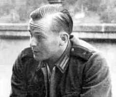 Willi Graf, born January 2, 1918, medical student, was the last student (before Sophie) to join the White Rose movement he was executed for high treason on October 12, 1943