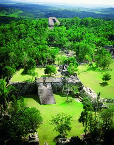 Kohunlich, Quintana Roo.