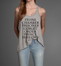Harry Potter Book Movie Parody Title Names Women's by parenholly, $22.99