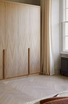 45 Creative Bedroom Wardrobe Design Ideas That Inspire On - ZYHOMY - Wohnen - Nageldesign Styles Wooden Wardrobe, Diy Wardrobe, Wardrobe Doors, Wardrobe Ideas, Closet Doors, Wardrobe Furniture, Wardrobe Door Designs, Wardrobe Design Bedroom, Wardrobe Laminate Design