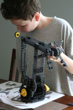 VEX Robotics-Robotic Arm Summer Fun Vex Robotics, Robotics Club, Robots For Kids, Robot Arm, Family Movie Night, Business For Kids, Summer Fun, Arms, Life