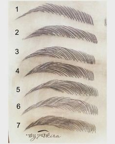 Eye Drawing Makeup Make Up Ideas Eyebrows Sketch, Bold Eyebrows, How To Do Eyebrows, Permanent Makeup Eyebrows, Perfect Eyebrows, Perfect Eyes, Eyebrow Makeup, Eye Brows, Drawing Heart