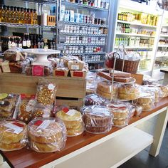 Cakes galore at The Burford Garden Centre just five minutes from The Chestnuts Pubs And Restaurants, Garden Centre, Yummy Food, Tasty, Shop Till You Drop, Summer Garden, England, Cakes, Drink