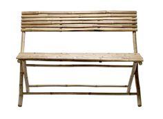 Bamboo bench - Plümo Ltd Bamboo Furniture, Bespoke Furniture, Diy Furniture, Outdoor Furniture, Outdoor Decor, Bamboo House, Bamboo Fence, Bahay Kubo, Bamboo Crafts