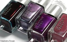 Leighton Denny: No Comment, Stormy Weather, Rebel & Crushed Grape