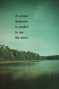 stars // and so we ramble