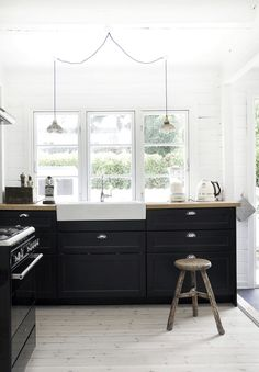 House of C | Interior blog: Danish rustic wooden cottage