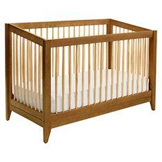 DaVinci Highland 4-In-1 Convertible Crib with Toddler Rai...