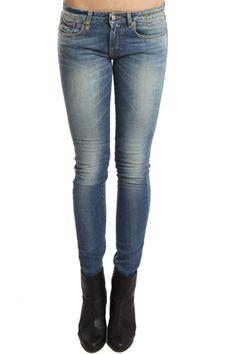 R13 Skinny Jean | Blue&Cream