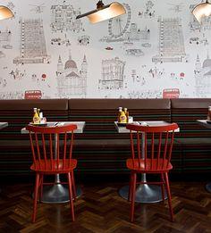 Byron Restaurante | London |