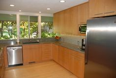 Kitchen Dining Room Remodel Beauteous Kitchen & Dining Room Remodel  Midcentury  Kitchen  Other Metro Decorating Inspiration