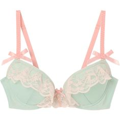 A by amphi 3/4カップブラ (675 UYU) ❤ liked on Polyvore featuring intimates, bras, lingerie, underwear and lingerie bras
