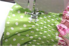 Нитка-резинка: как шить ей правильно?-