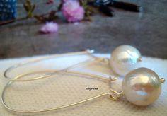 Glamor Single Fine Quality Cultured Fresh Water Pearl by elsyrene