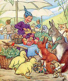 Vintage Fairy Illustration--Margaret Tarrant