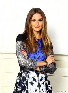 Olivia Palermo à New York le 12 novembre dernier.