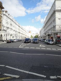 Queen's Gate Terrace. Where I lived many years ago....