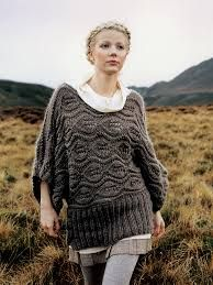 Iceland Dress in Rowan Cocoon. Discover more Patterns by Rowan at LoveKnitting. The world's largest range of knitting supplies - we stock patterns, yarn, needles and books from all of your favorite brands. Rowan Knitting, Chunky Knitting Patterns, Knitting Designs, Knitting Ideas, Sweater Patterns, Knitting Needles, Knit Patterns, Knitting Projects, Rowan Cocoon