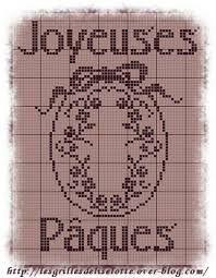 Afbeeldingsresultaat voor paaseieren borduren