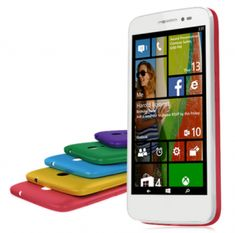 Alcatel POP 2 Windows Phone is presented in the mobile world