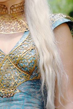 "stormbornvalkyrie: ""  Game of Thrones + Costume Details | © """