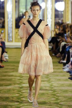 See the Simone Rocha spring/summer 2016 collection. Click through for full gallery at vogue.co.uk