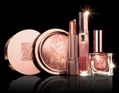 Estee Lauder Sensuous Gold Collection for Fall 2009