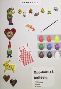 Norwegian Juleverksted Crafts | Less Commonly Taught
